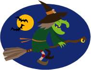 WitchBroomstick